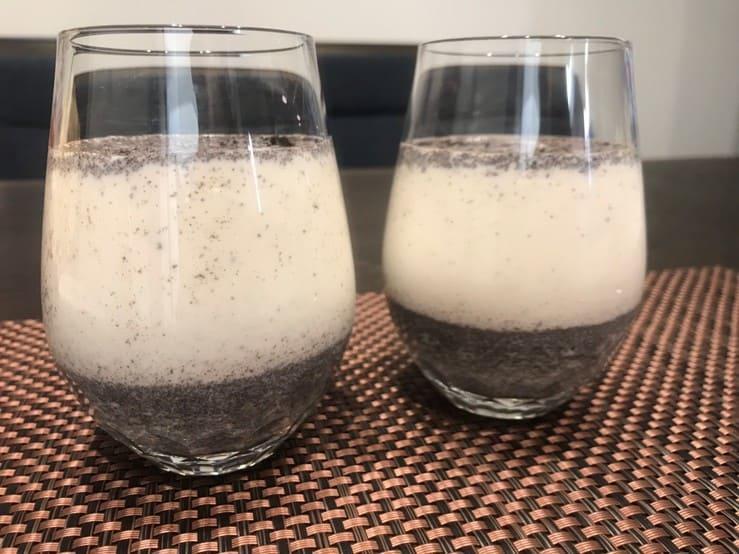 オレオドリンクの材料と作り方・レシピ